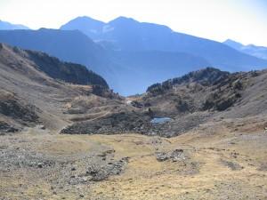 Trek Salam Montagne beauté paysage lac achard col infernet belledonne