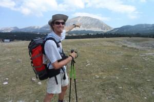 trek salam montagne - Charles Bousset - Vercors - Grand Veymont - hauts plateaux - gde taille