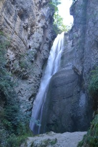 trek salam montagne - paix cascade - esprit chute de la Druise - Vercors