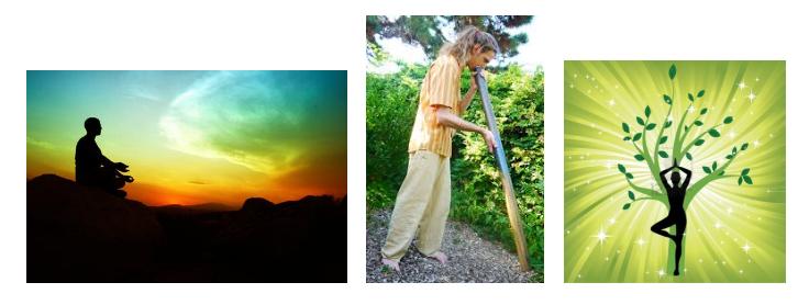 hatha yoga bain sonore au didgeridoo Charles bousset