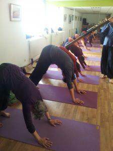 yoga des saisons maria munoz Charles Bousset