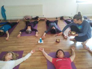 yoga des saisons et didgeridoo cycles